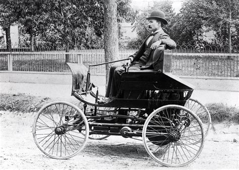 first car ever made by henry ford elwood haynes