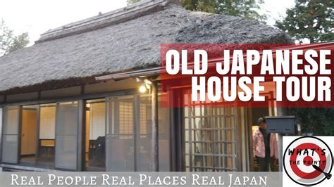 airbnb hakone old japanese house tour airbnb hakone day 1 youtube