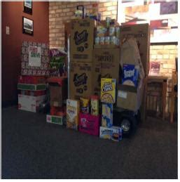 St Joseph Food Pantry Appleton Wi by Can Struction Collects 600 Lbs Of Goods In Downtown