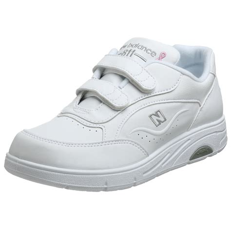 new balance new balance womens ww811 walking shoe in white