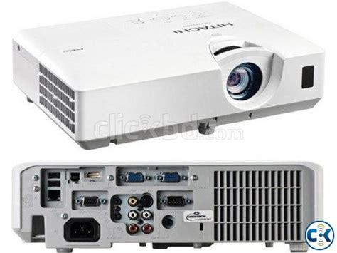 hitachi cp ex250 multimedia projector xga 2700 ansi lumens clickbd