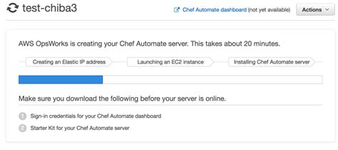 docker on aws opsworks developers io 速報 aws opsworks for chef automateが発表されました reinvent