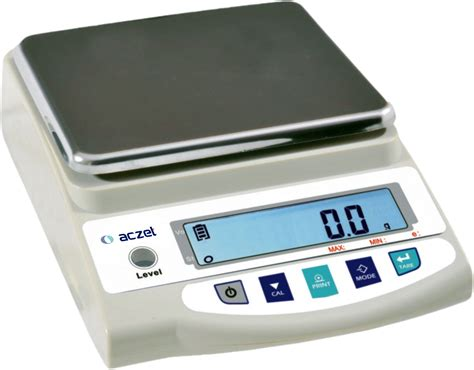 weighing scales and measuring equipment aczet