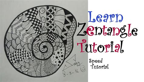 doodle drawing for beginners how to draw easy zentangle design for beginners easy