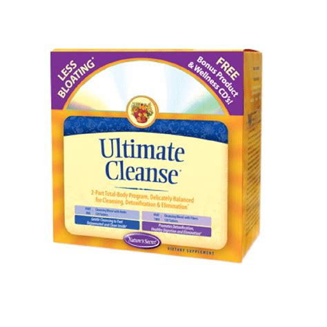 Ultimate Detox Cleanse by Ultimate Cleanse Kit Natures Health Shoppe