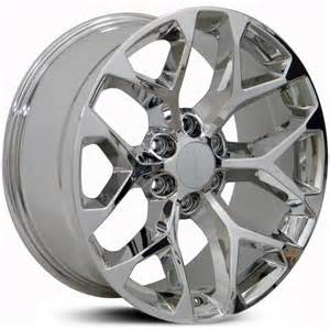 Replica Wheels Gmc 22x9 Cv98 Pvd Chrome Mid Wheels Rims Buy 282