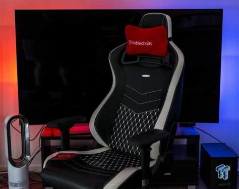 Awesome Gaming Chairs by Noblechairs Epic Real Leather Gaming Chair Review