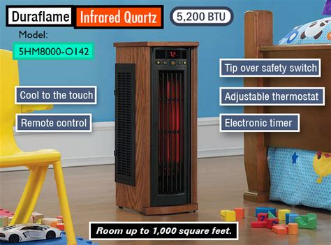 indoor heaters  large rooms reviews  powerful