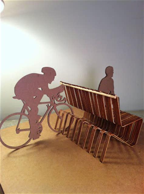 bike bench abigail buchanan re cycle ed bench