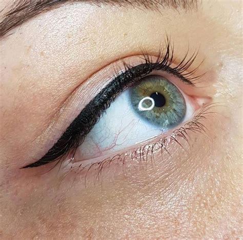 tattoo eyeliner does it hurt 58 best eyeliner tattoo images on pinterest eyeliner