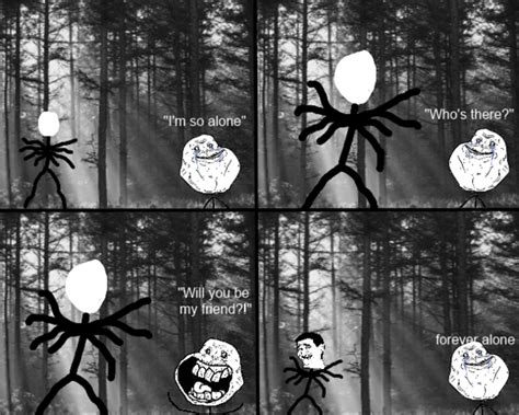 Meme Slender Man - slenderman meme original hd remake by oldschooi on