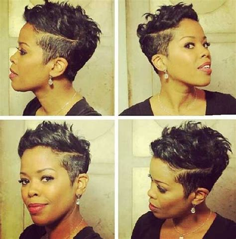 20 best short hairstyles for black women short hairstyles