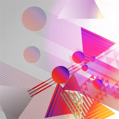 abstract geometric design elements vector abstract geometric background design vector free download