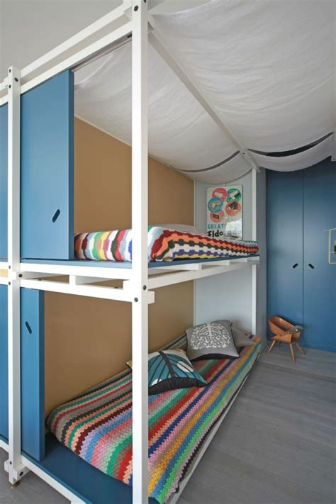 bunk beds for small spaces bunk bed for small space chasing the feeling of