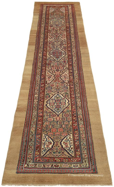 claremont rugs 19th century serab camelhair runner carpet