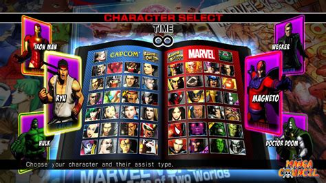 marvel vs capcom 3 ultimate marvel vs capcom 3 save council
