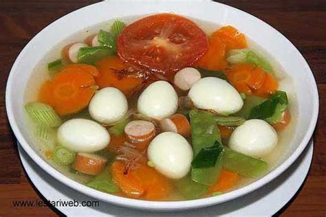 membuat sop buah untuk dijual resep masakan buat usaha resep membuat sayur sop di dapur