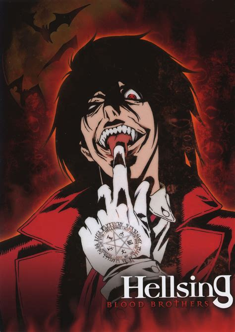 brothers hellsing the beautiful world hellsing tv scans