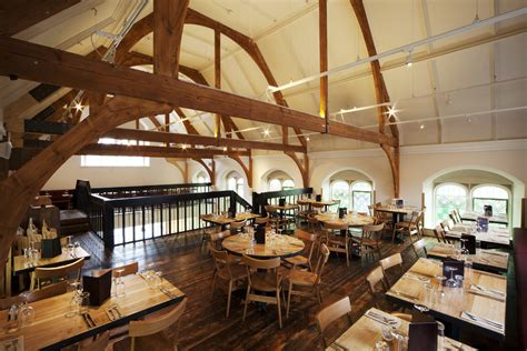 River Cottage Restaurant Bristol river cottage canteen bristol hospitality interiors