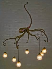 Seashell Chandeliers Octopus Chandelier Daniel Hopper Design
