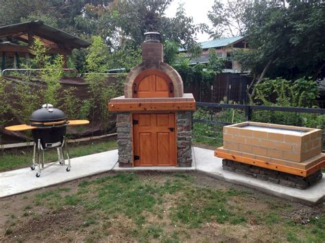 Contemporary Pergola Kits by Glorious Outdoor Pizza Oven Kits Decorating Ideas Images