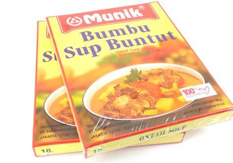 Munik Bumbu Pecel review bumbu munik sup buntut yukcoba in
