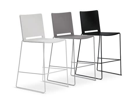plastic stackable bar stools fil 210 plastic counter stool by diemmebi design basaglia