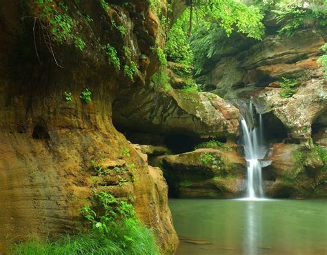 download themes of nature for pc desktop natural backgrounds waterfall hd wallpaper www