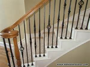 high quality iron balusters for stairs railing iron stair