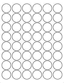 download label templates ol6000 1 2 quot circle labels