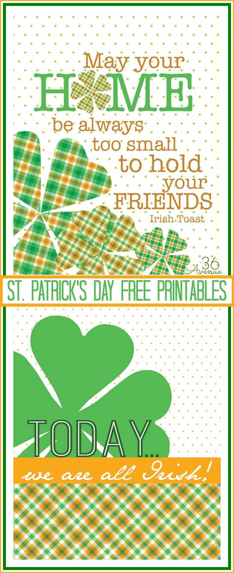 s day free st s day free printables the 36th avenue