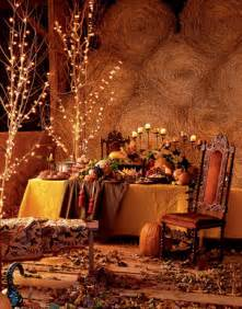 autumn fall decorating ideas shabby style i heart