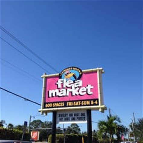 bonita springs sign company flamingo island flea market shopping centers bonita