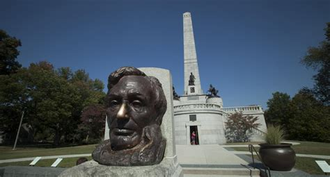 springfield illinois abraham lincoln s legacy and route