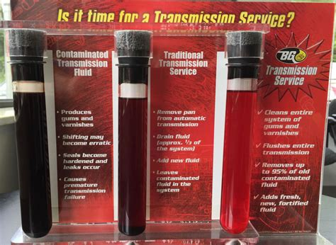 what color is transmission fluid transmission fluid color chart a plus auto repair