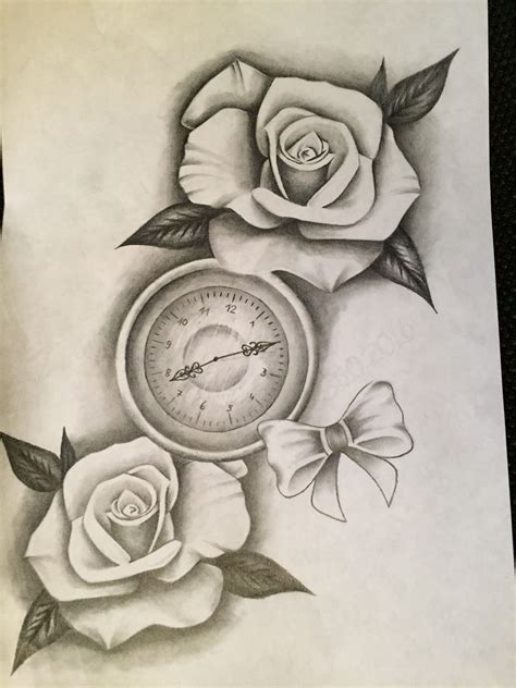 black shaded rose tattoos lining shaded black n grey black and grey german