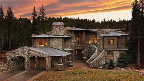 luxury mountain home designs colorado mountain home luxury