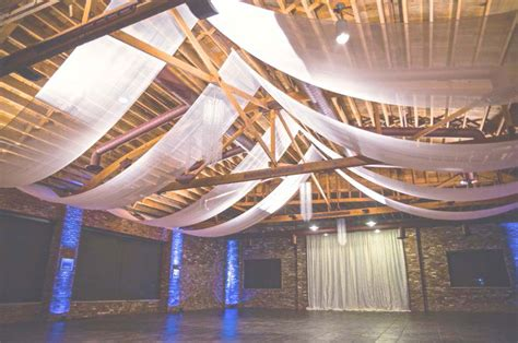 Ceiling Up Lighting The Historic 1625 Place Decor Packages Tlb Events