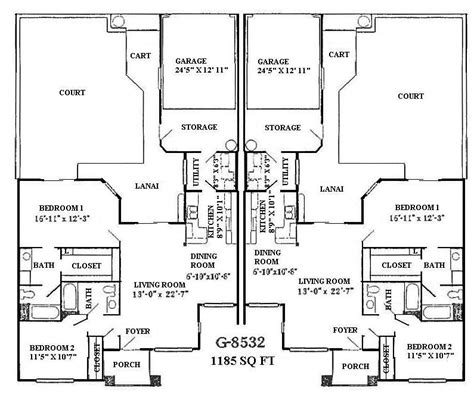 backyard apartment floor plans duplex garden apartment floor plans dream home catchers