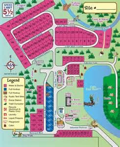 cgrounds in map cground map yogi jellystone park knightstown