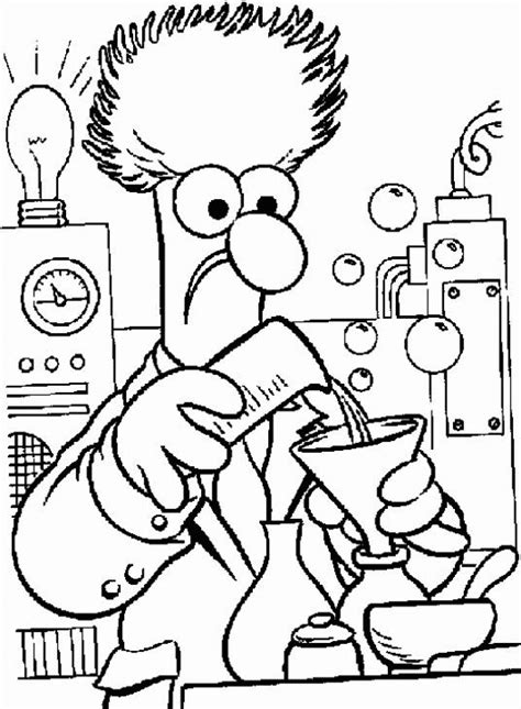 science coloring pages  coloring pages  kids