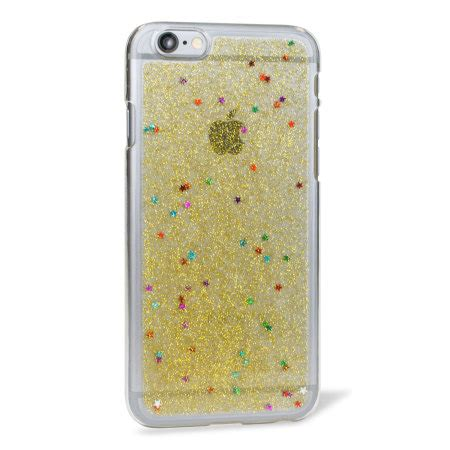 Iphone 6 6s Glitter Berkualitas encase glitter sparkle iphone 6s 6 gold mobilezap australia