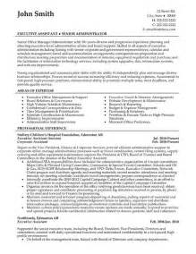 Resume Sle For Manager Administration Click Here To This Senior Office Manager Resume Template Http Www Resumetemplates101