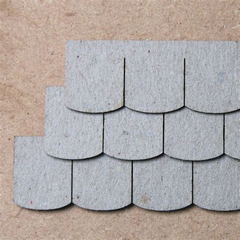 dolls house tiles dolls house roof tiles slate strips x12 roof tiles slates bct10 from bromley