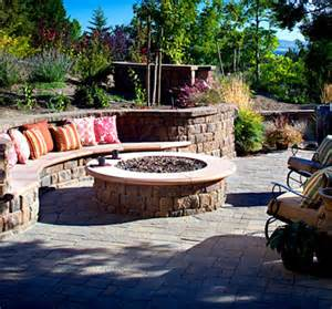 outside space outdoor living spaces