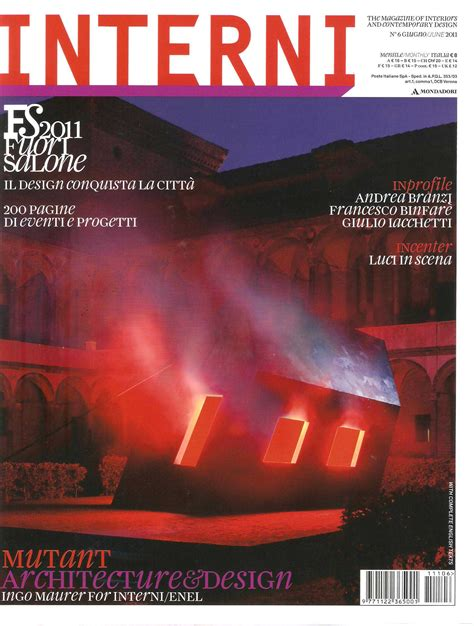 interni rivista interni magazine n 612 pierattelli architetture