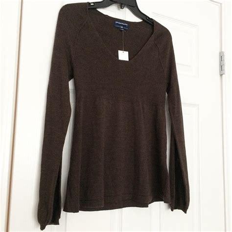 Sweater Gap 84 gap sweaters brown wool sweater from s
