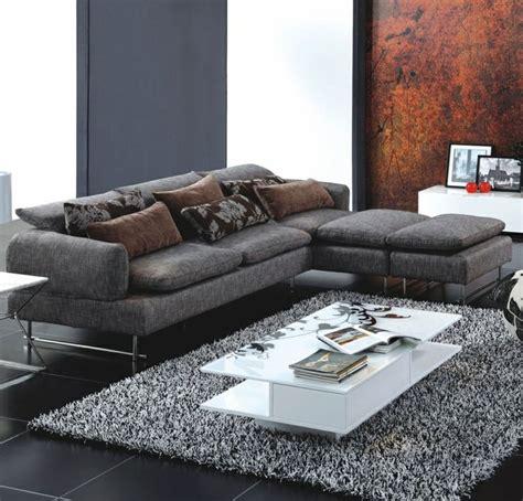 modern zebrano fabric sectional sofa tosh sectional sofa sofa menzilperde net