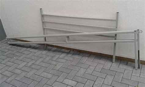 Hängeschaukel Mit Gestell by H Gestell Seitenreling F 252 R Humbaur Ha 132513 Fs In