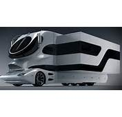 Marchi Mobile EleMMent RV Is A Mansion On Wheels